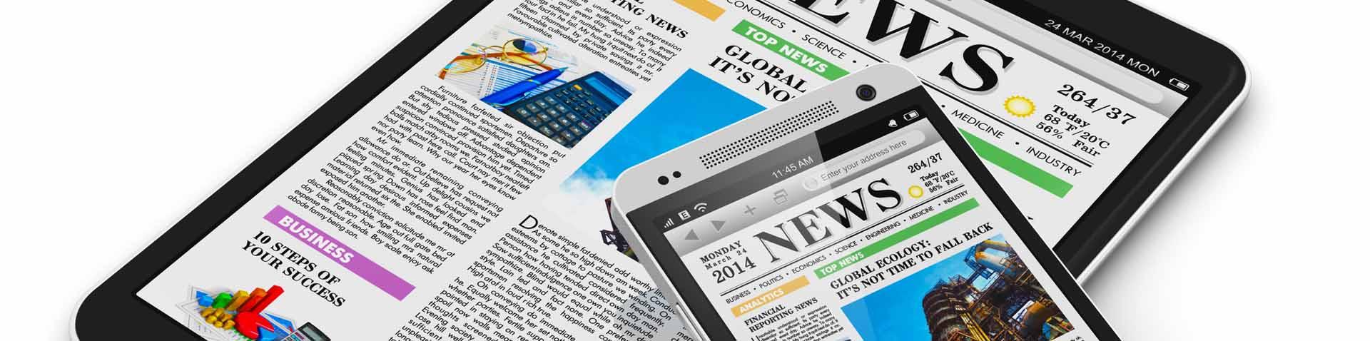 Smartphones, tablettes et objets connectés